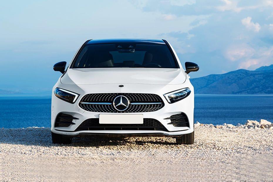 Mercedes Benz A-Class Colors
