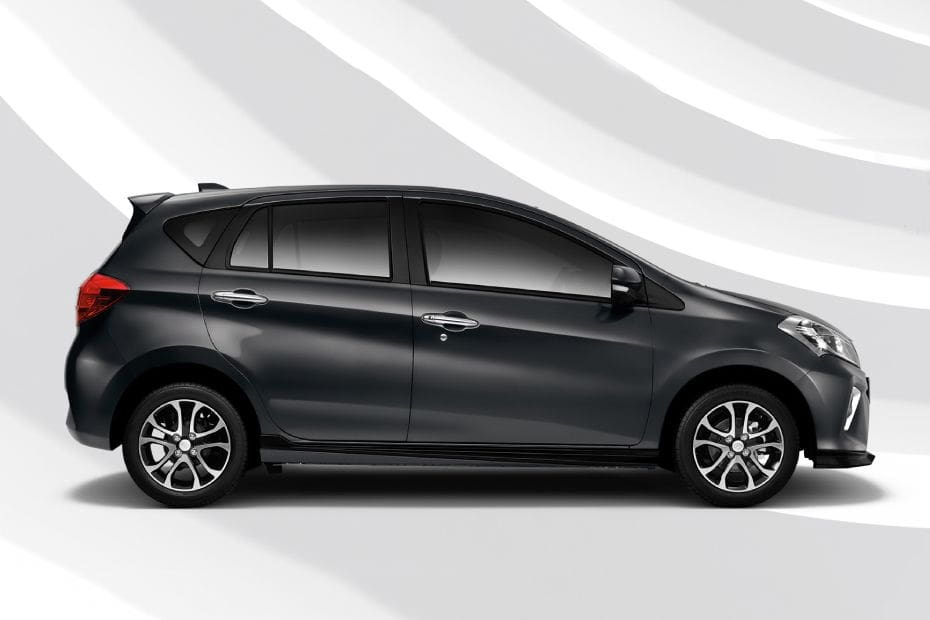 Perodua Myvi Videos