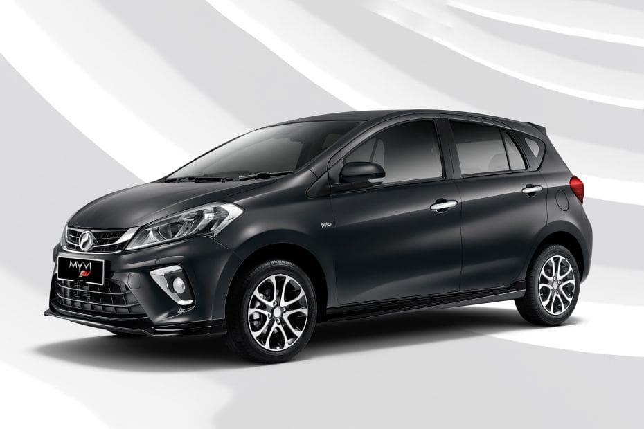 Perodua Myvi Pictures