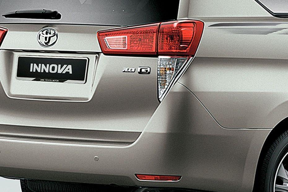 Toyota Innova Colors