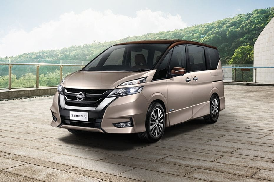 Nissan Serena Pictures