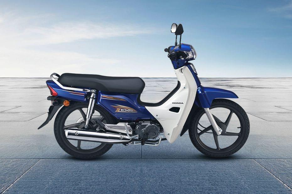 Honda EX5 Right Side Viewfull Image