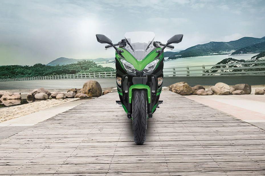 Kawasaki Ninja 650 ABS Front View Full Image