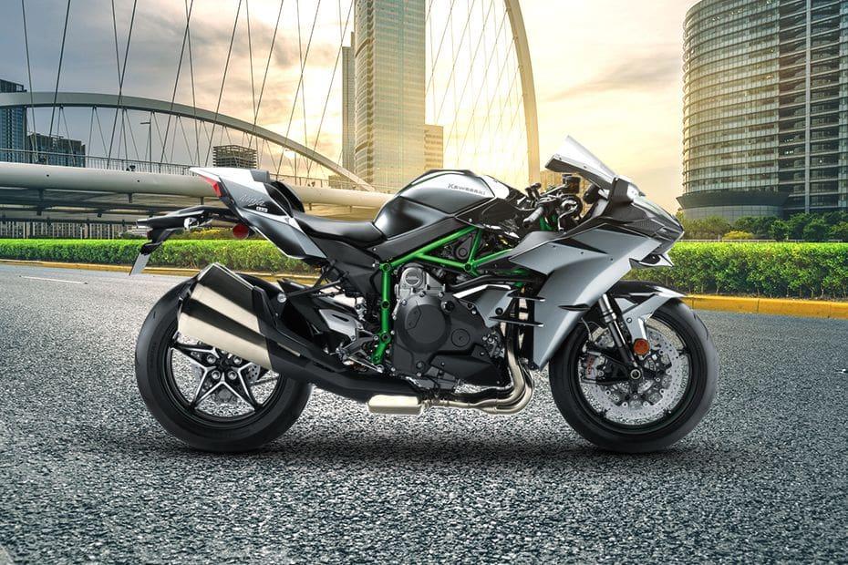 Kawasaki Ninja H2 Colors