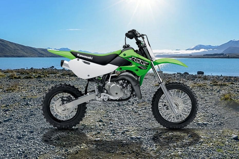 2018 KLX110 Kawasaki Dirt Bike - Review, Specs, Price