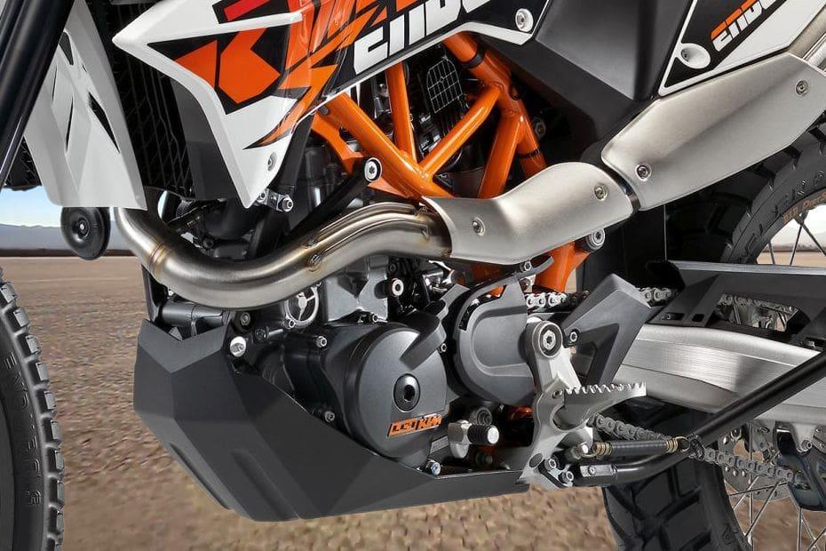 KTM 690 Enduro R Colors