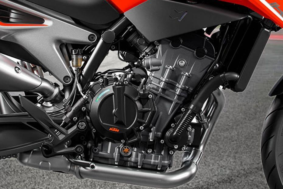 KTM Duke 790 Colors