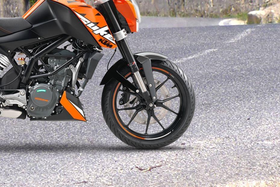 KTM Duke 200 Colors