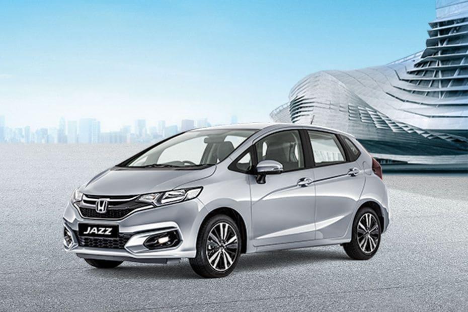 Honda Jazz Pictures