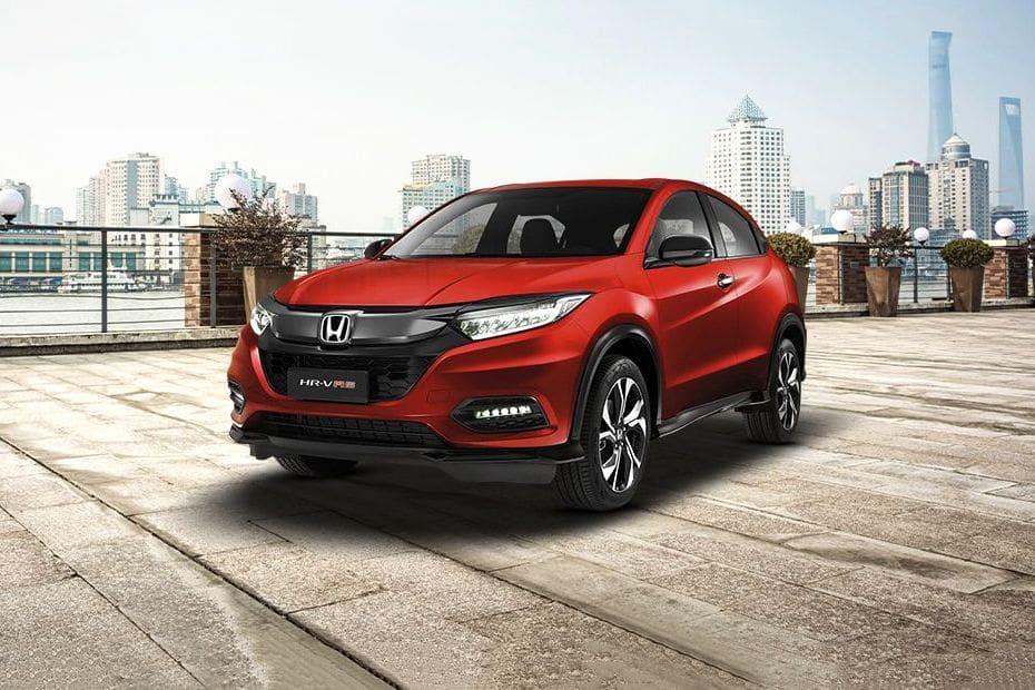 Honda HR-V Pictures