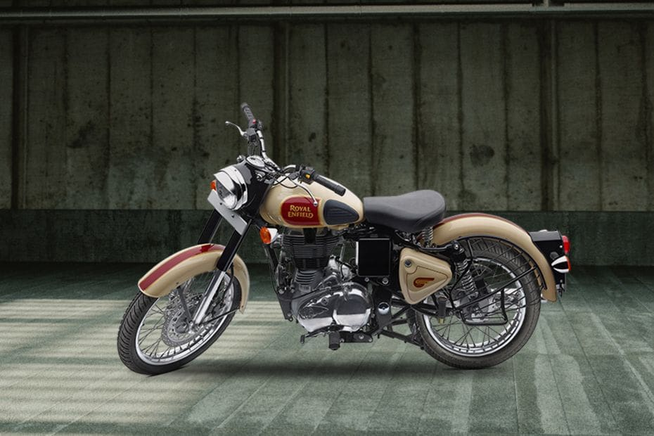 Royal Enfield Classic 500 Pictures