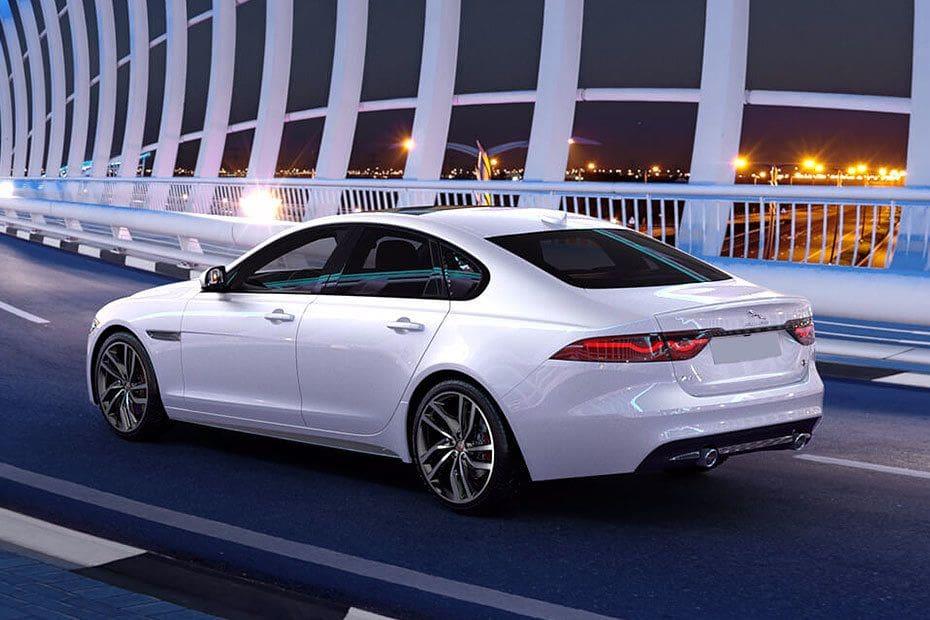 Jaguar XF Videos