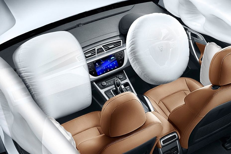 Proton X70 2020 AirBags View