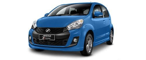 Warna Perodua Myvi 2011 2017 Tersedia 6 Warna Di Malaysia Zigwheels