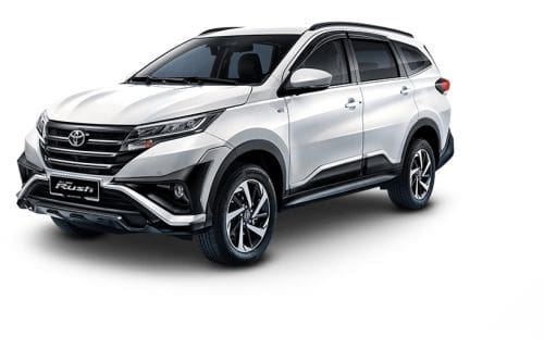 Toyota Rush 2020 Colours Available In 5 Colours In Malaysia Zigwheels