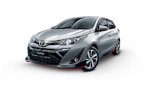 Toyota Yaris 2020 Colours Available In 5 Colours In Malaysia Zigwheels