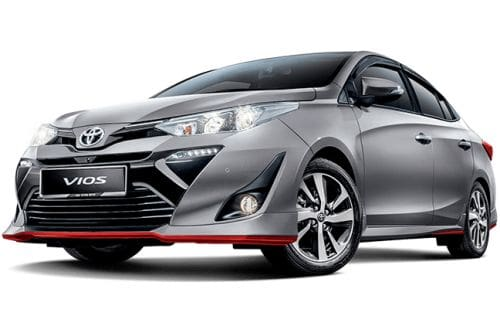 Toyota Vios 2020 Colours Available In 5 Colours In Malaysia Zigwheels