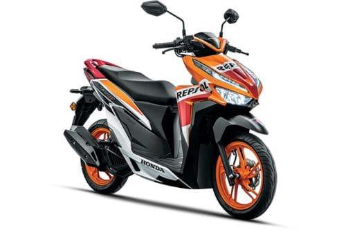 Warna Honda Vario 2020. Tersedia 4 warna di {contry}   {sitename}