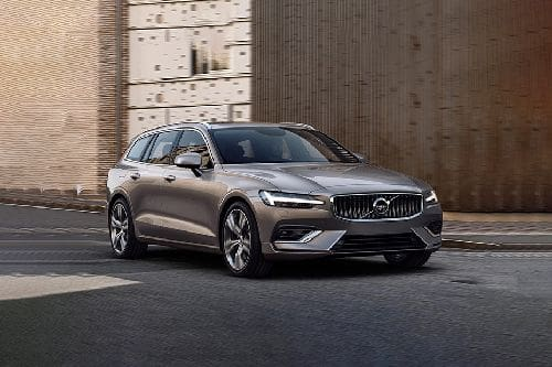 V60 Front angle low view