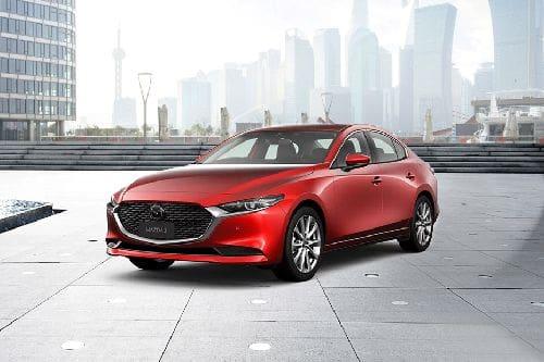 Mazda 3 Sedan