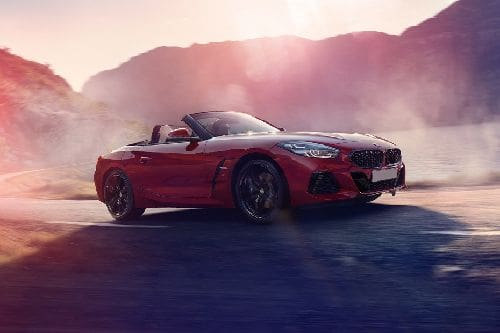 Z4 Front angle low view