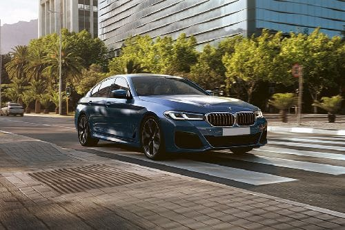 BMW 5 Series Sedan 2021