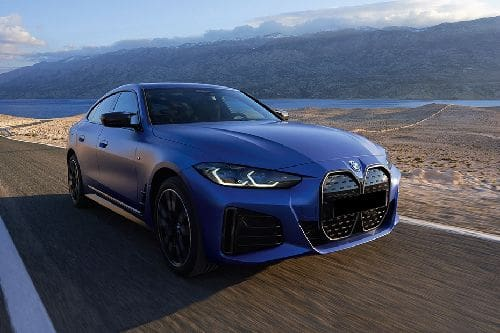 BMW i4 Front Medium View