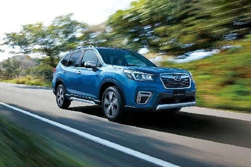 Subaru Forester 2020 Colours Available In 7 Colours In Malaysia Zigwheels