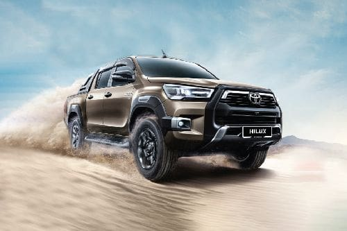 Toyota Hilux 2021 Price In Malaysia February Promotions Specs Review