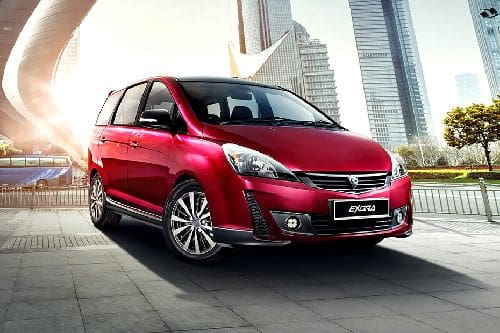 Exora Front angle low view