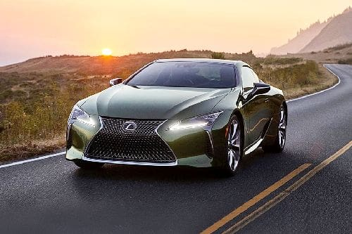 LC Front angle low view