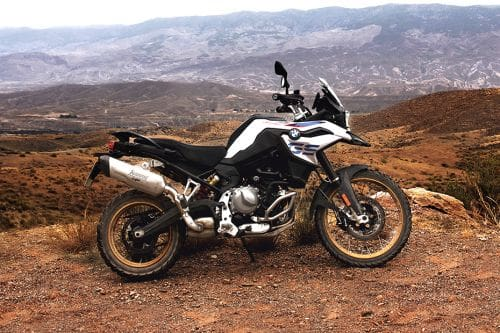 Bmw F 850 Gs 2020 Malaysia Price Specs September Promos