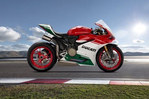 Ducati 1299 R Final Edition Right Side Viewfull Image