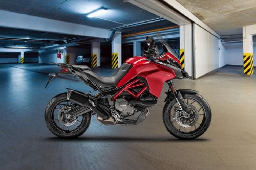 Ducati Multistrada 950 S Right Side Viewfull Image