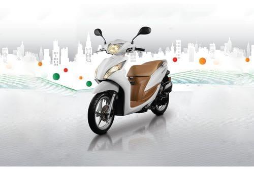 Honda Spacy Slant Front View Full Image