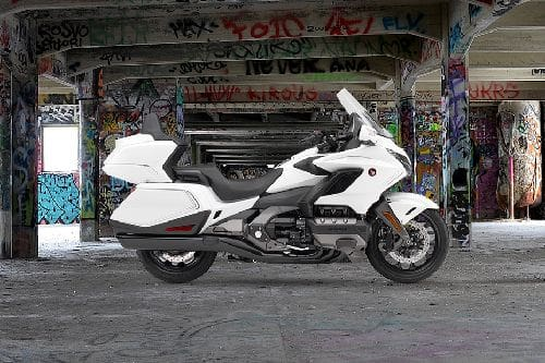Honda GL1800 Gold Wing Right Side Viewfull Image