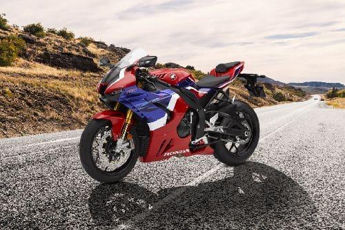 Honda  CBR1000RR-R Slant Front View Full Image