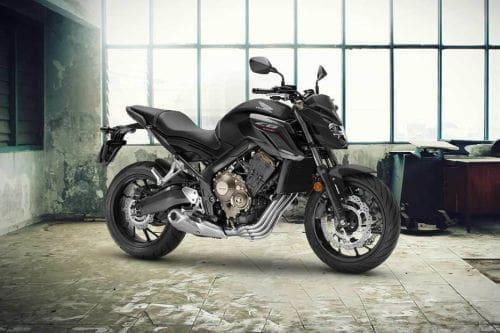 Honda CB650F (2014-2016) • For Sale • Price Guide • The