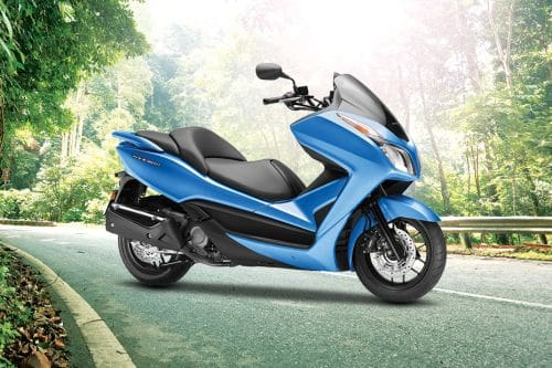Honda NSS300 Right Side Viewfull Image