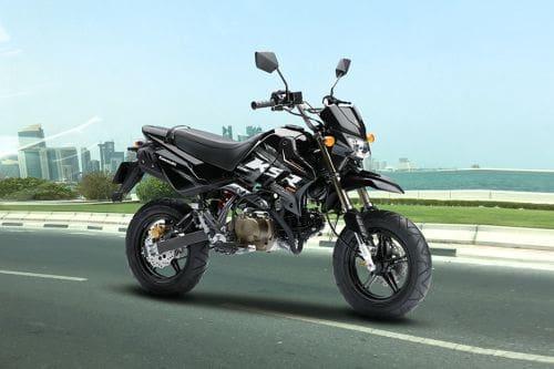Kawasaki KSR PRO