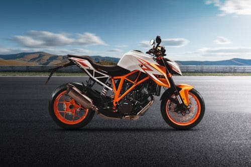 KTM 1290 Super Duke R Special Edition Right Side Viewfull Image
