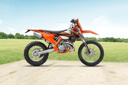 KTM 300 EXC TPI Right Side Viewfull Image