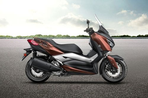 Yamaha XMax 250 Right Side Viewfull Image