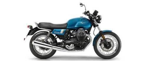 Moto Guzzi V7 III Right Side Viewfull Image