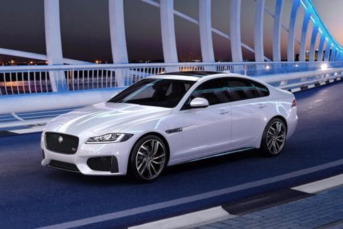 XF Front angle low view